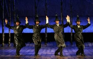 The terrific bottle dance.  Photos by Diane Sobolewski