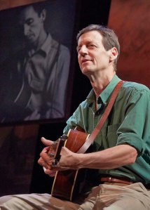 David M. Lutken as Woody Guthrie