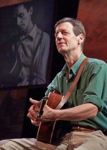 David M. Lutken as Woody Guthrie