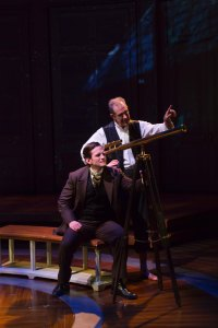 William Morton (Tom Patterson) and Dr. Charles Jackson (William Youmans). Photo by T. Charles Erickson
