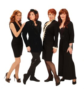 Four Broadway ladies bring holiday songs and memories to the Bushnell.