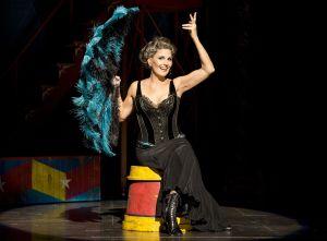 Lucie Arnaz as Berthe
