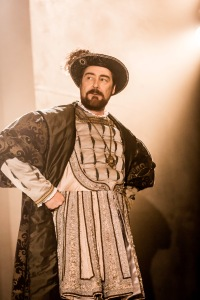 Nathaniel Parker as Henry VIII. Photo by Johan Persson