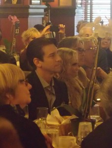 "Andy Karl - Outstanding Featured Actor in a Musical for ""On the Twentieth Century"" with Kirsten Chenoweth"