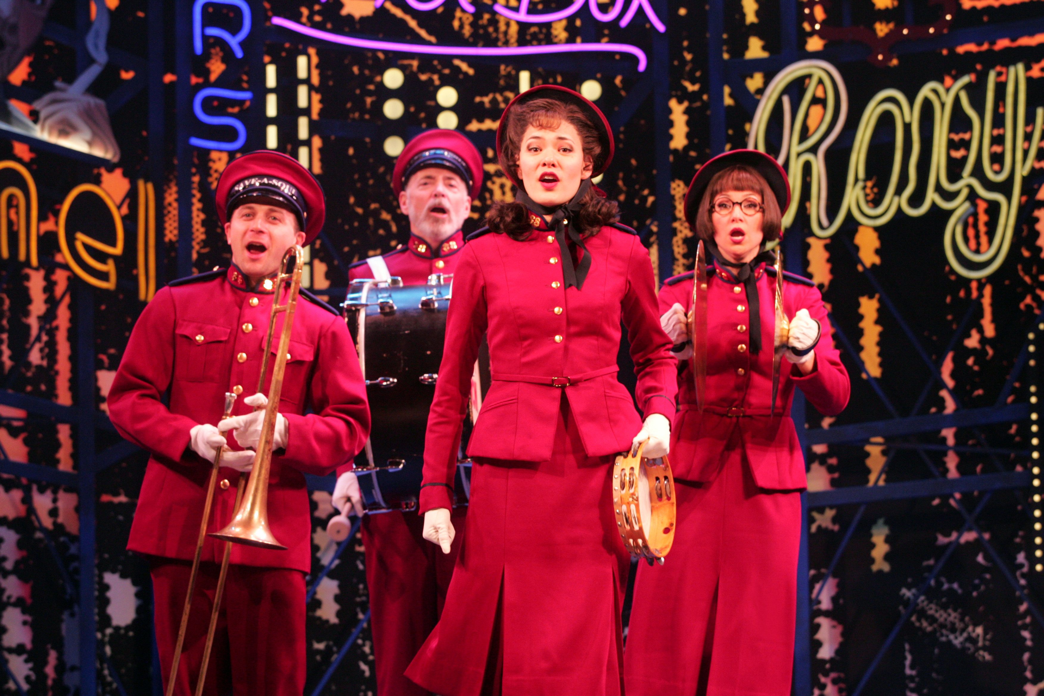 guys and dolls Guys and dolls - guys and dolls lyrics what's playing at the roxy i'll tell you what's playing at the roxy a picture about a minnesota man falls in love with a mississippi girl t.