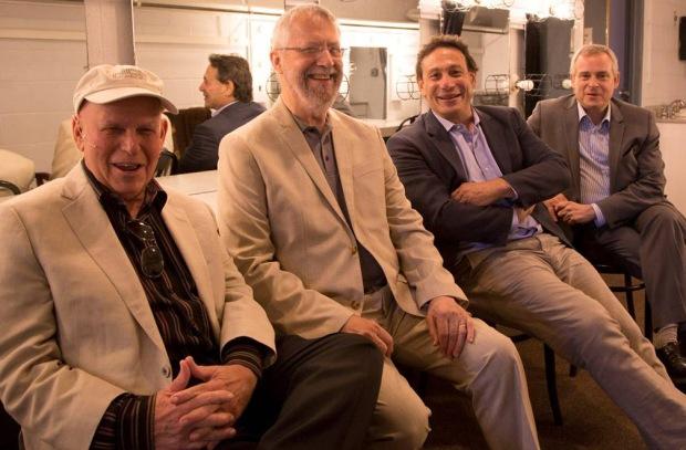 Arvin Brown, Jon Jory, Gordon Edelstein, Doug Hughes