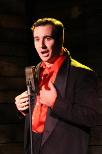 Christopher DeRosa as Magaldi. Photo by Joe Landry