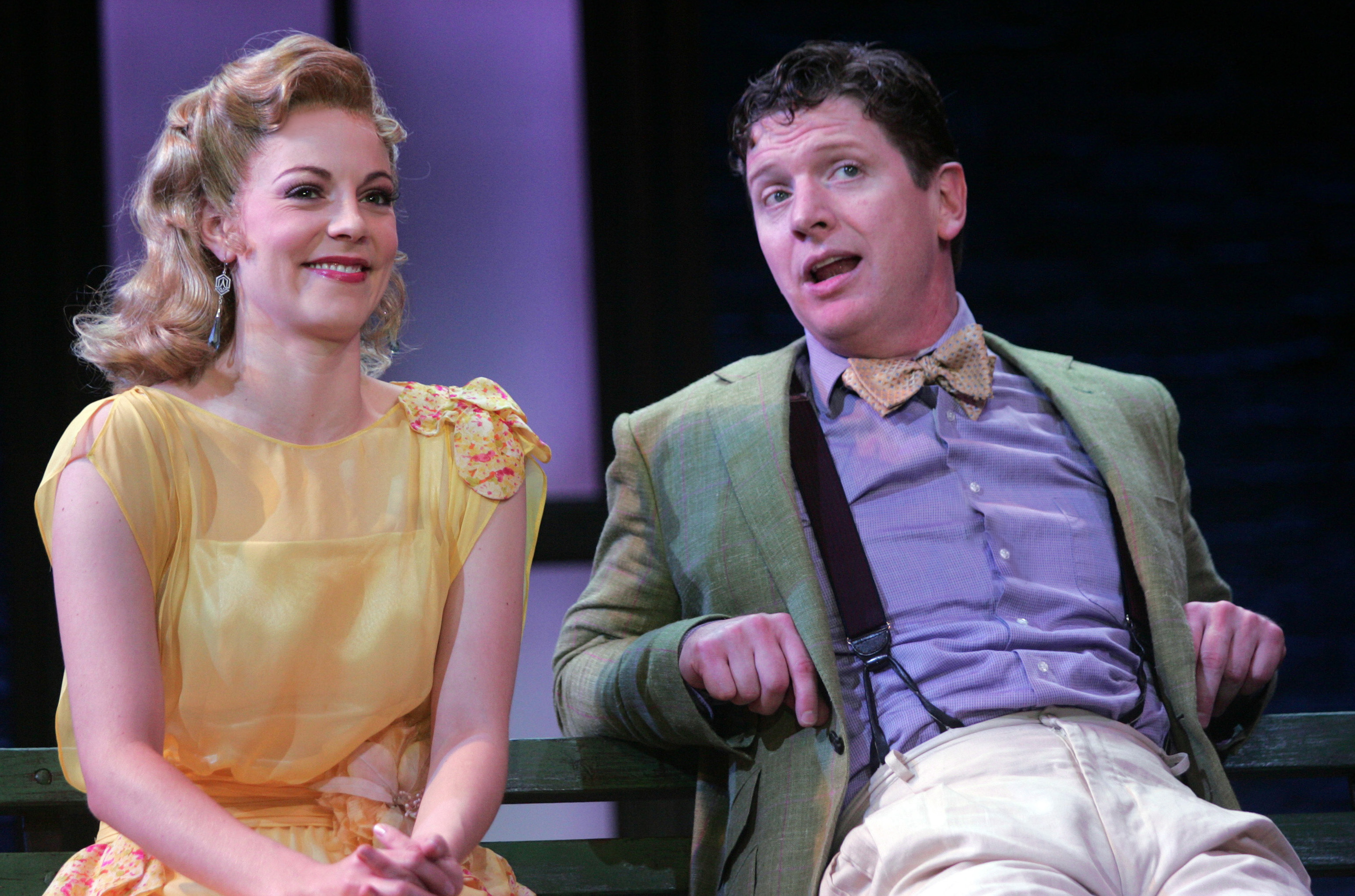 Wonderful Life At Goodspeed Has Flaws Two On The Aisle