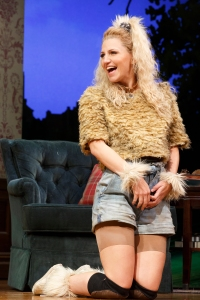 Annaleigh Ashford. Photo by Joan Marchus