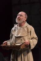 Charles Janasz as Friar Lawrence. Photo by T. Charles Erickson.