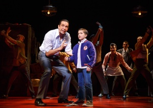 A Bronx Tale The Musical   Pre-opening information; subject to change  A Bronx Tale The Musical View More Images Longacre Theatre, (12/01/2016 -  ) First Preview:Nov 03, 2016Total Previews: Opening Date:Dec 01, 2016   Closing Date:Total Performan