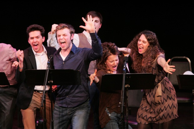 2013 Festival of New Artists, Goodspeed Musicals