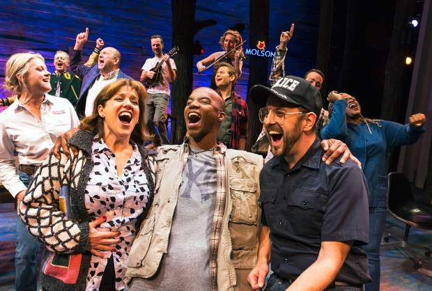 COME FROM AWAY, Photo by Matthew Murphy -2