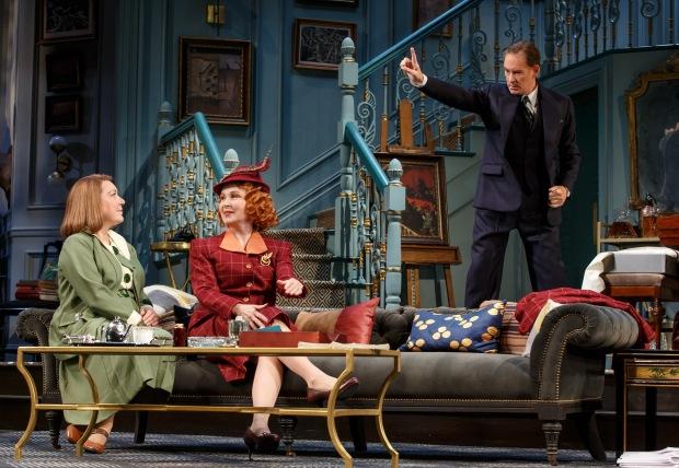 Present LaughterSt. James Theatre
