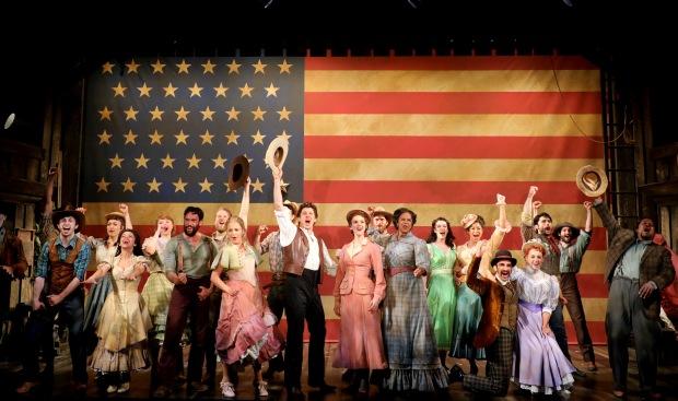 Goodspeed Musicals - Oklahoma!
