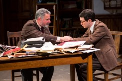 Steven Skybell, Max Wolkowitz. Photo by T. Charles Erickson