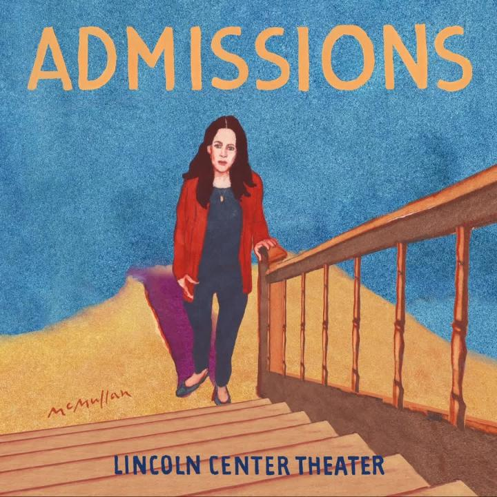 admissions poster