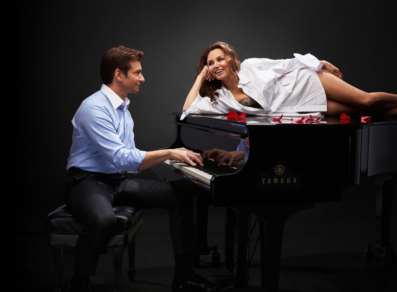PRETTY WOMAN THE MUSICAL Pictured (L to R) Andy Karl and Samantha Barks, Photo by Andrew Eccles, 2018 5_edited