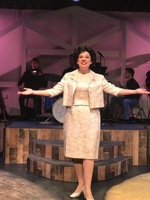 Mia Scarpa as Patsy Cline