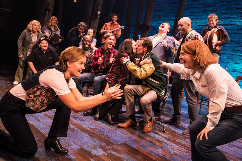 COME FROM AWAY, Photo by Matthew Murphy, 2018 smaller