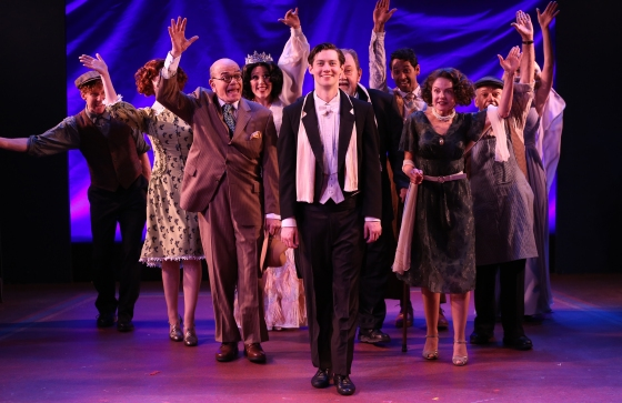 ENTER LAUGHING Production Photo 20